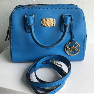 Like New Michael Kors Satchel/Crossbody
